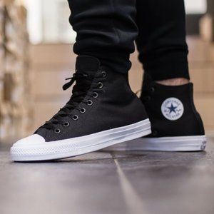 Converse Chuck Taylor All Star II Lunarlon Black